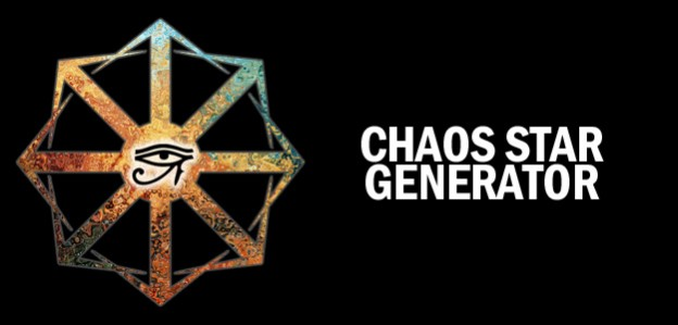The Chaos Star Generator Code For Magick